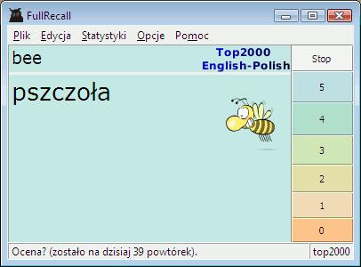 Program FullRecall